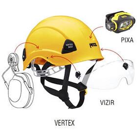 Petzl Vertex ST Röd (A10SRA)